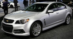 Chevrolet KFZ Versicherung