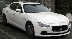 Maserati KFZ Versicherung